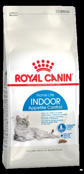 Indoor Appetite Control (Katze)