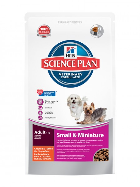 Canine Adult Small & Miniatures (Hund)