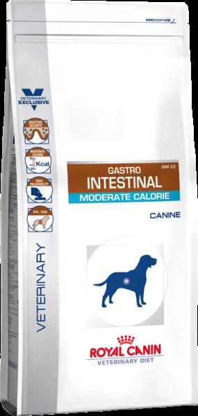 Gastro Intestinal Moderate Calorie (Hund)