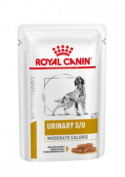 Urinary S/O Moderate Calorie (Frischebeutel) (Hund)
