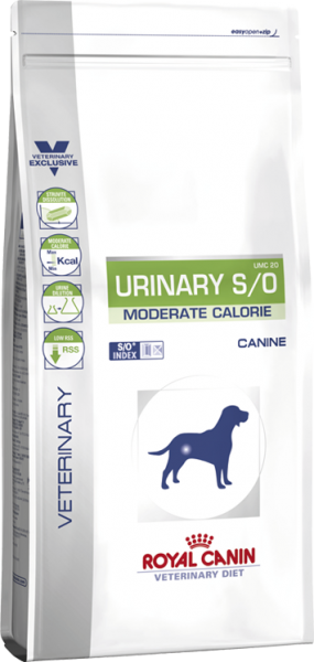 Urinary S/O Moderate Calorie (Hund)
