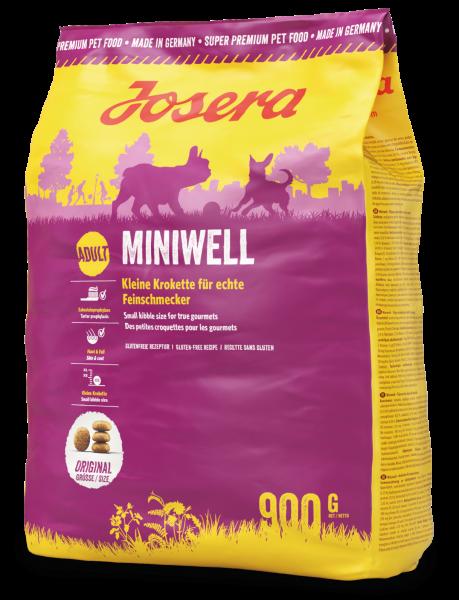 Josera Miniwell | mdpetfood.at kaufen
