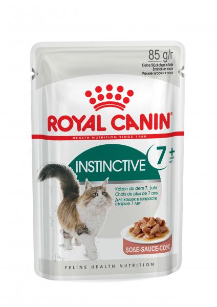 Instinctive 7+ (Katze)