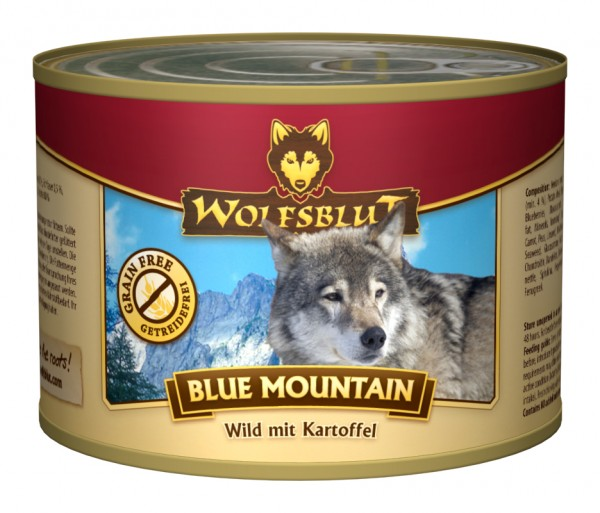 Blue Mountain Puppy
