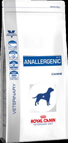 Anallergenic (Hund)