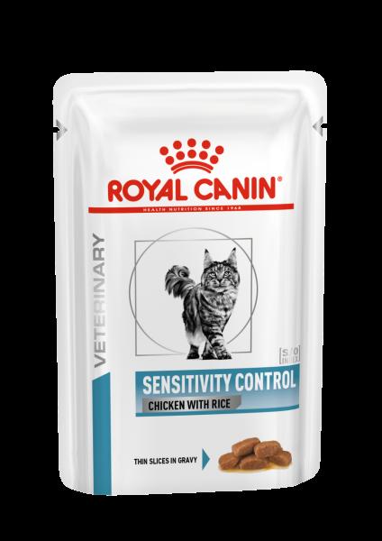 Royal Canin Sensitivity Control Frischebeutel | MDPETFOOD