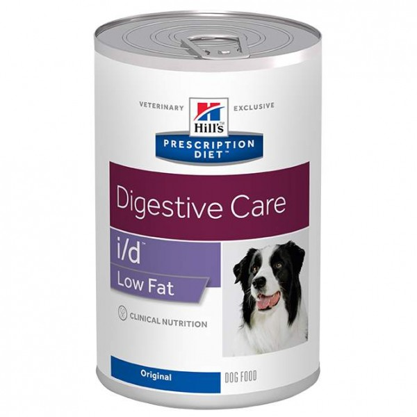 Canine i/d Low Fat (Hund)