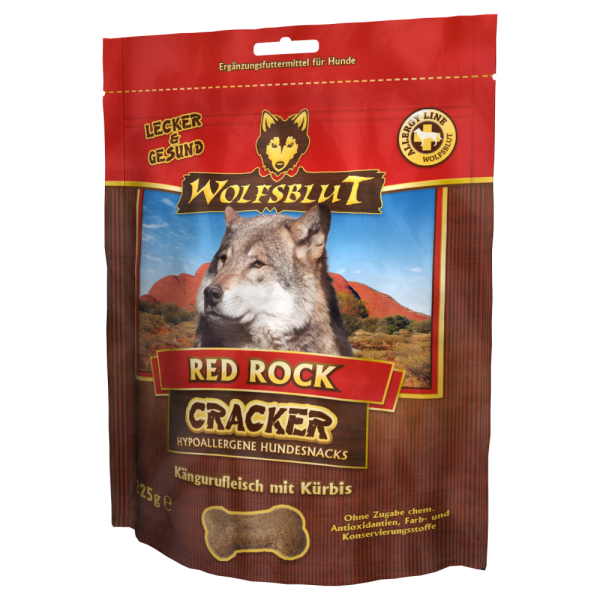 Wolfsblut Red Rock Cracker