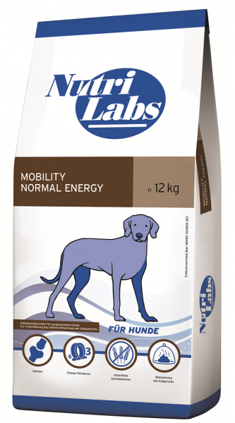NutriLabs Mobility Normal Energy (Hund)