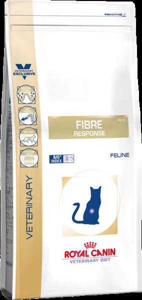 Fibre Response (Katze)