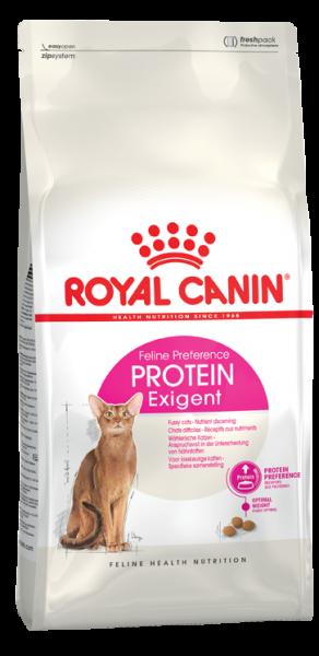 Exigent Protein Preference (Katze)
