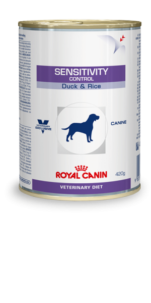 Sensitivity Control Duck & Rice (Hund)