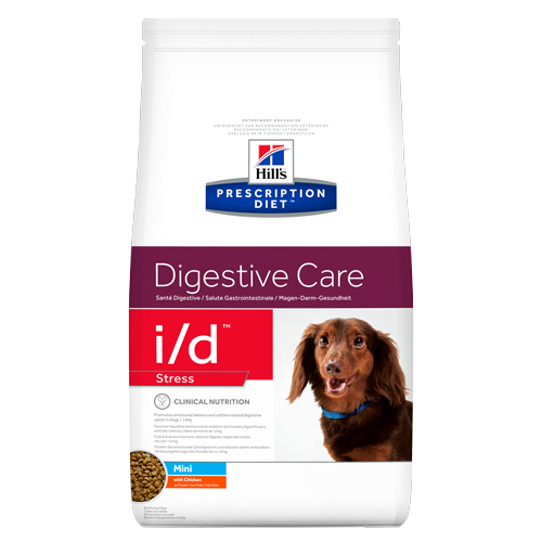 Canine i/d Stress Mini