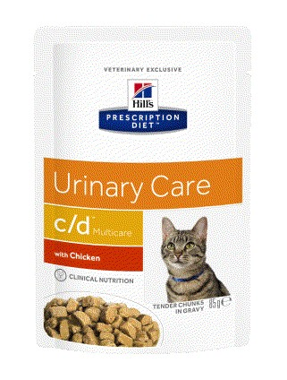 Feline c/d Multicare Huhn (Katze)