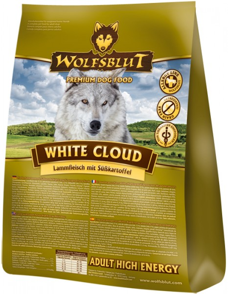 White Cloud Active (High Energy)
