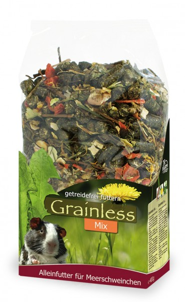 JR Grainless Mix Meerschweinchen
