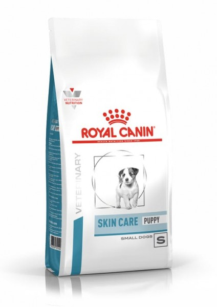 Royal Canin Skin Care Small Dogs Puppy | MDPETFOOD