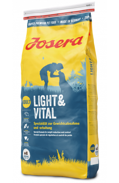 Josera Light & Vital (Hund)