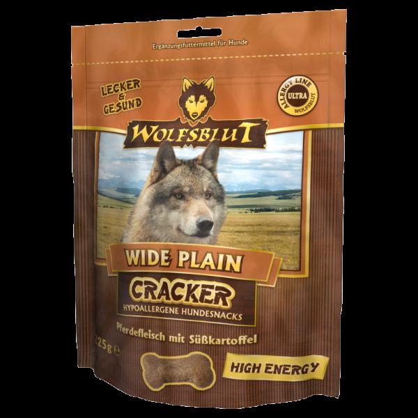 Wolfsblut Wide Plain High Energy Cracker