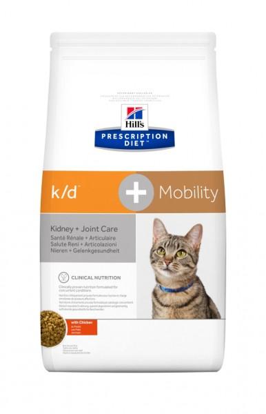 Feline k/d + mobility (Katze)