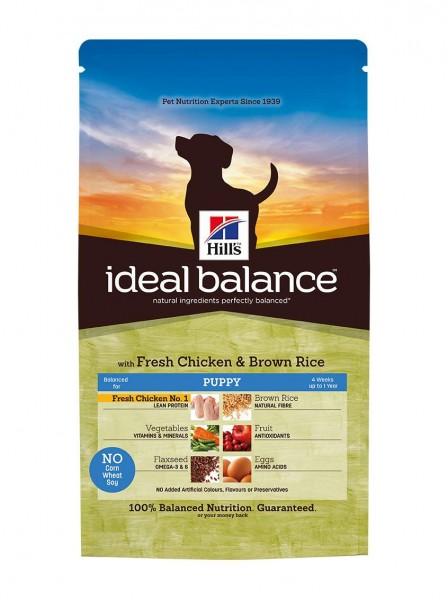 Ideal Balance™ Canine Puppy Huhn & Brauner Reis (Hund)