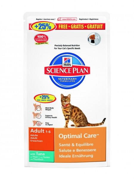 Feline Adult Optimal Care Thunfisch (Katze)
