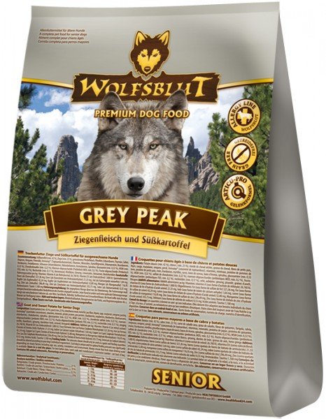 Grey Peak Senior