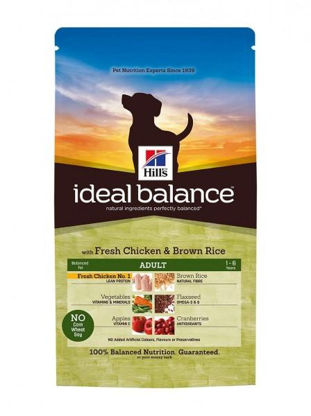 Ideal Balance™ Canine Adult Huhn & Brauner Reis (Hund)