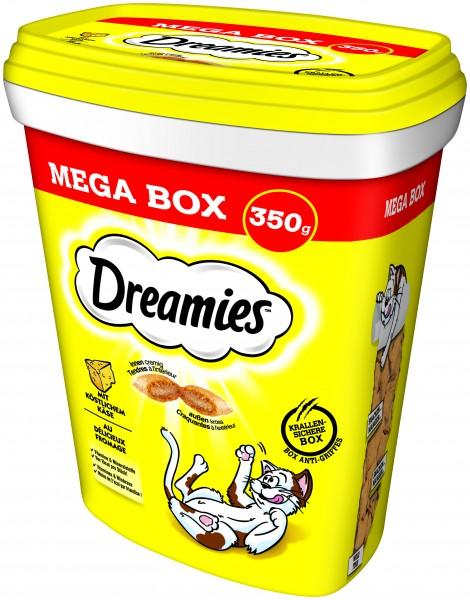 Dreamies Mega Box 350g Käse Katzensnack günstig kaufen