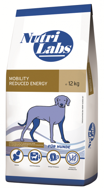 NutriLabs Mobility Reduced Energy (Hund)