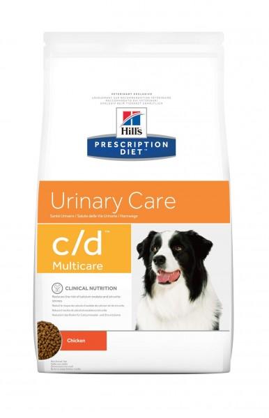 Canine c/d (Hund)
