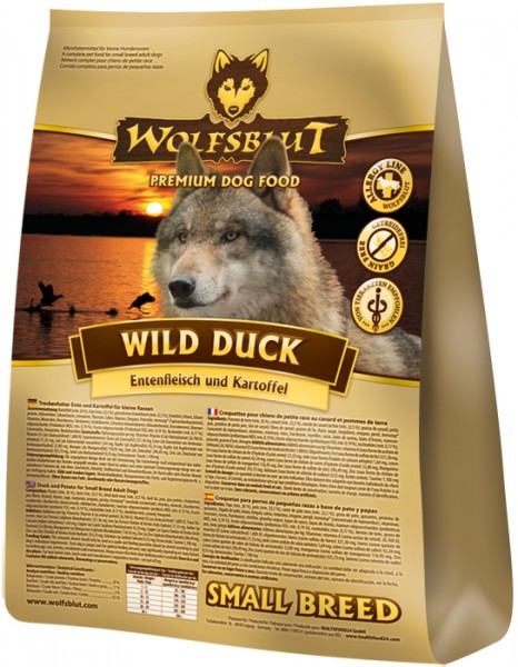 Wild Duck Small Breed