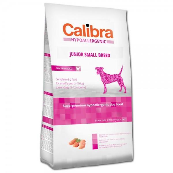 Calibra Hypoallergenic Junior Small Breed Chicken & Rice