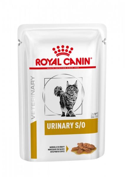 Urinary S/O Morsels in Gravy (Frischebeutel) (Katze)