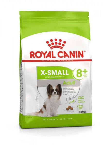 X-Small Adult 8+ (Hund)