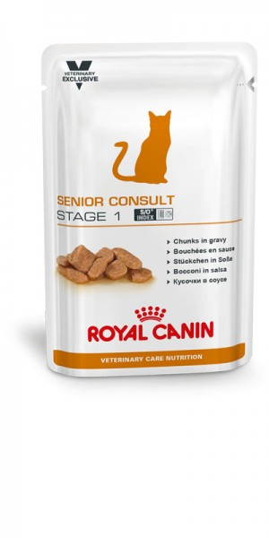Senior Consult Stage 1 (Katze)