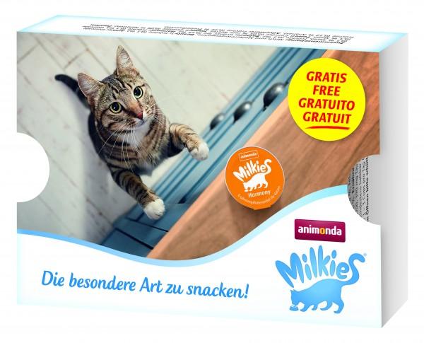 Animonda Milkies Katzensnack Sample