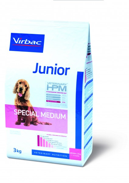 Junior Dog Special Medium