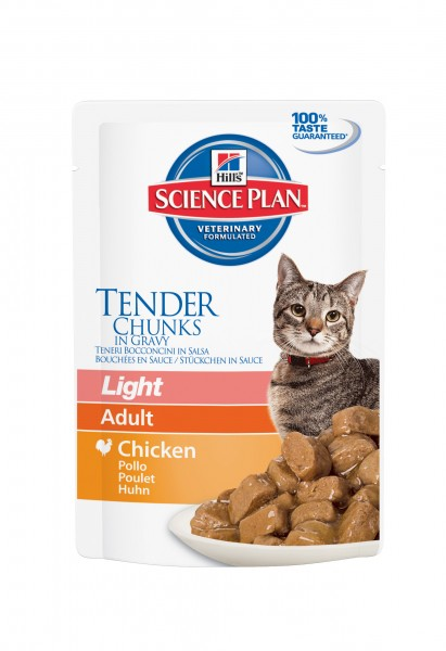 Feline Adult Light Huhn (Katze)