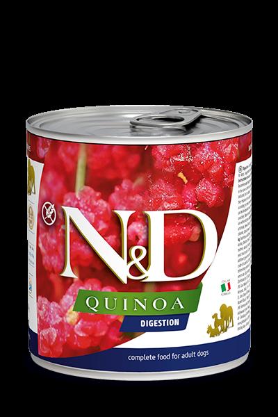 N&D Quinoa Digestion Lamm (Hund)