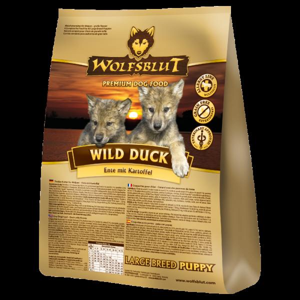 Wild Duck Puppy Large Breed