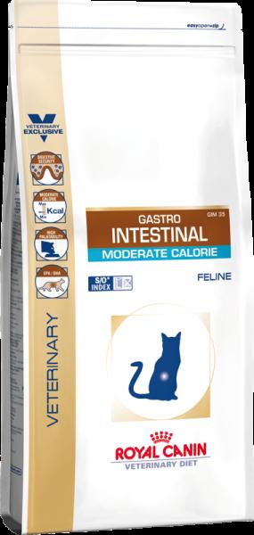 Gastro Intestinal Moderate Calorie (Katze)