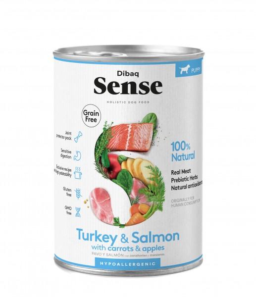 Dibaq Sense Salmon & Turkey Puppy Dose   MD PET FOOD kaufen
