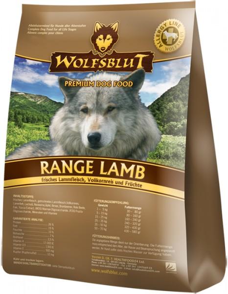 Range Lamb
