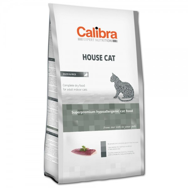 Calibra Expert Nutrition Housecat Duck & Rice