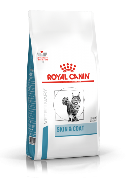 Royal Canin Skin & Coat Katze | MDPETFOOD