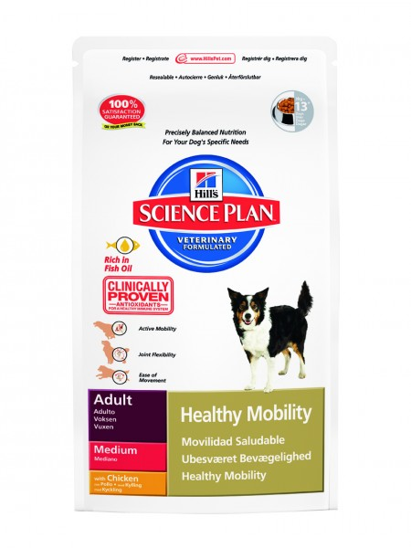 Canine Adult Healthy Mobility Medium (Hund)