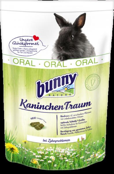 Kaninchen Traum Oral