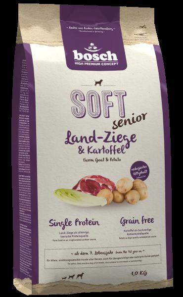 Bosch HPC+ Soft Senior Land-Ziege + Kartoffel