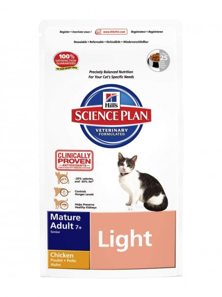 Feline Mature Adult Light (Katze)